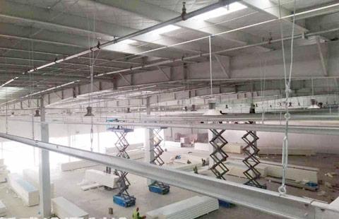 北京冷库工程安装实例